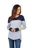 Women's Colorblock Top