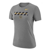 Women's Dri-fit Cotton Slant Tee