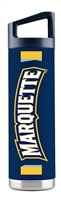Marquette 22oz Insulated Bottle with Straw Lid
