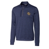 Marquette University TALL Stealth Half Zip Navy
