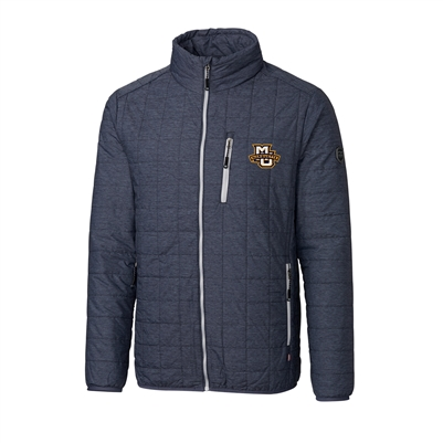 Marquette University TALL Anthracite Rainier Jacket