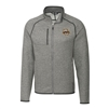 Marquette University TALL Mainsail Full Zip Jacket Grey