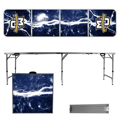 Marquette Portable Folding Table Lightning Design