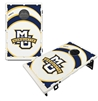 Marquette Baggo Bean Bag Toss Cornhole Game Vortex Design