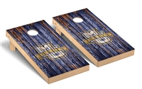 Marquette Regulation Cornhole Game Set Weathered Version