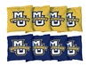 Marquette Regulation Corn Filled Cornhole Bags