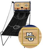 Marquette Classic Court Double Shootout Basketball Game