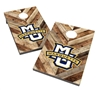 Marquette University 2x3 Cornhole Bag Toss