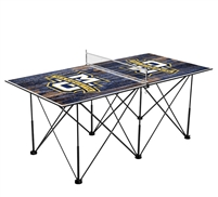 Marquette Pop Up Table Tennis Table