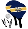 Marquette  2-in-1 Birdie Pickleball Paddle Game