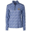 Marquette University Ladies' Traverse Print Half Zip
