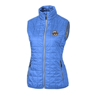 Marquette University Ladies' Blue Rainier Vest