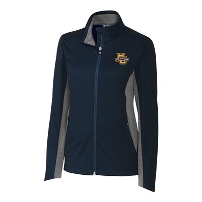 Marquette University Ladies' Navigate Softshell Jacket