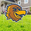 Golden Eagle Lawn Sign