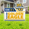 Future Golden Eagle Lawn Sign