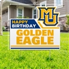 Marquette Birthday Lawn Sign