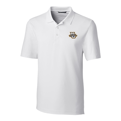 Marquette University Forge White Polo
