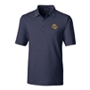 Marquette University Forge Pencil Stripe Polo