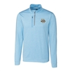 Marquette University Stealth Half Zip Blue