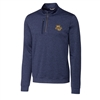 Marquette University Stealth Half Zip Navy