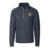 Marquette University Mainsail Half Zip Navy