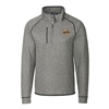 Marquette University Mainsail Half Zip Grey
