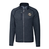 Marquette University Mainsail Full Zip Jacket Navy