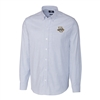 Marquette University Stretch Oxford Stripe Shirt