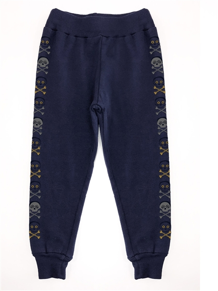 Graphic Jogger, Navy