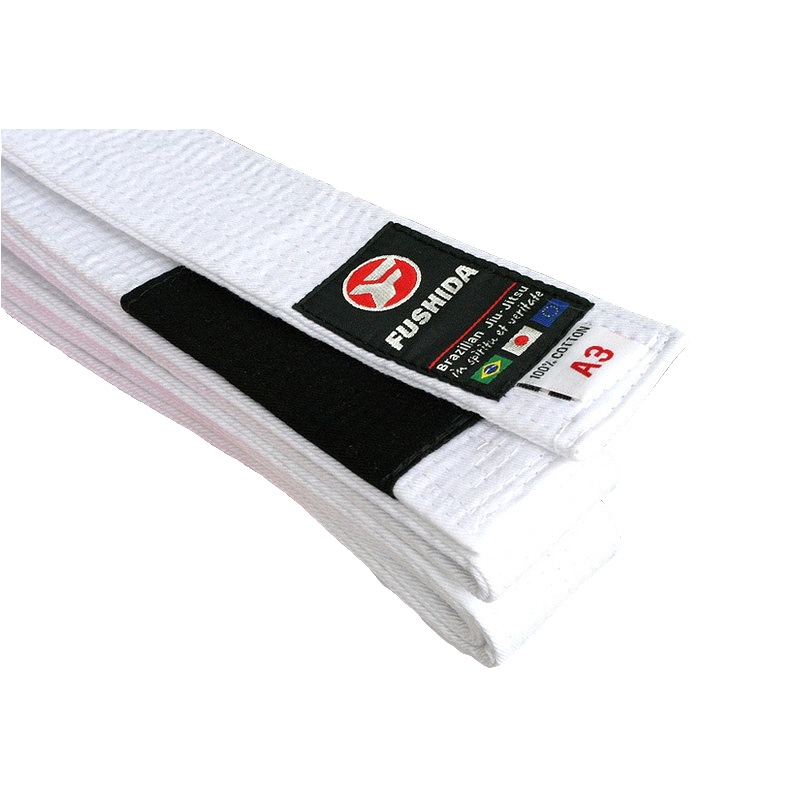 Fushida Jiu-Jitsu / BJJ Belt (White)