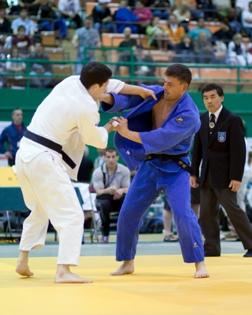 Fushida ICON Judo Uniform - BLUE