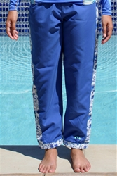Splashgear Hawaiian Sport Pants modest full coverage Muslim Jewish Christian plus size Islamic UV protection swimwear