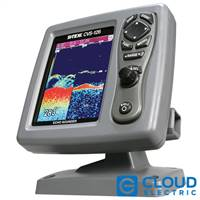 "SI-TEX CVS-126 5.7"" Dual Frequency Color LCD Echo Sounder/Fishfinder"