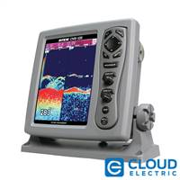 "SI-TEX CVS 128 8.4"" Digital Color Echo Sounder/Fishfinder"