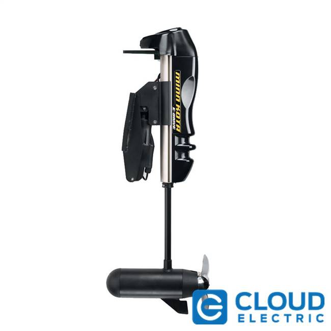 "Minn Kota E-Drive, Electric Outboard, Freshwater, Transom-Mount, Remote Steering and Speed Controls – 2Hp – 48V – 20"" Shaft"