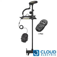 Minn Kota Terrova 55/US2 Freshwater, Bow-Mount, i-Pilot, Wireless Remote and Foot Pedal, Electronic Steering, Sonar, Bluetooth - 12V-55lb-45""