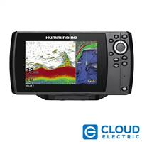 Humminbird HELIX® 7 CHIRP Fishfinder/GPS Combo G3 with Transom Mount Transducer
