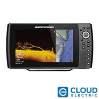 Humminbird HELIX® 10 CHIRP MEGA DI Fishfinder/GPS Combo G3N - Display Only