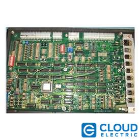 Daewoo/CAT Microcommand Logic Board 08Q-5701