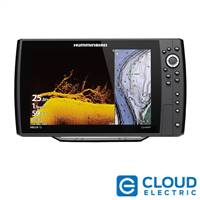 Humminbird HELIX® 12 CHIRP MEGA DI Fishfinder/GPS Combo G3N - Display Only