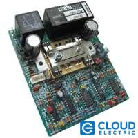 Curtis 36V 45A (WW) PM Motor Controller 1208-345
