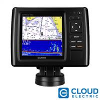 Garmin echoMAP™ CHIRP 54cv w/CV-23 *Remanufactured