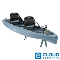 Hobie Mirage Compass Duo Tandem Kayak 2019 Slate Blue