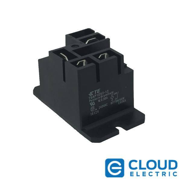 Curtis Replacement Relay for Curtis/SME/Netgain Controllers 240v 30a