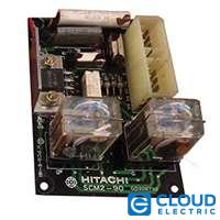 Hitachi 24V SCM2-90 Relay Card GD206732