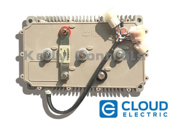 Kelly KAC-8080I High Power AC Induction Motor Controller
