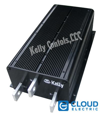 Kelly KDHE High Efficient Series/PM Motor Controller