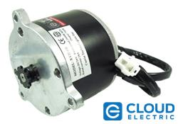 Electric Motor Currie 24v, 350w