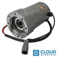 InMotion 24V PSM Motor w/o Gear Box PSM-C3008D