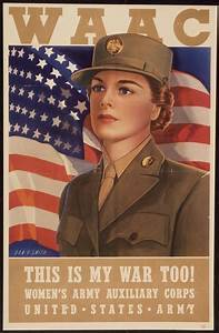 Grace Johnson Defrancesco Women's Army Corps WWII